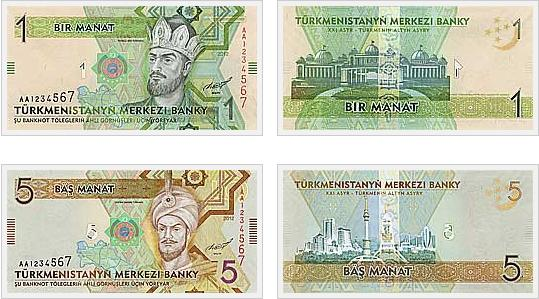 © Central Bank of Turkmenistan