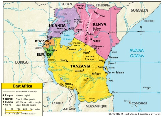 East African Community moving towards one currency