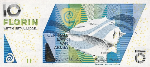 Aruba Plans New Family Of Banknotes For 2020