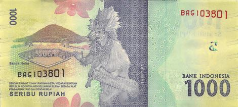 thousand new notes