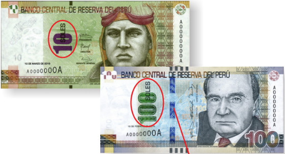 Peru issues first banknotes with new currency name stevenbron altavistaventures Image collections
